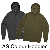 AS Colour Hoodies
