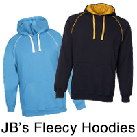 JB's Fleecy Hoodies