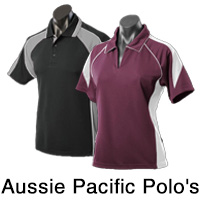 Aussie Pacific Polo's