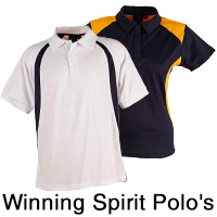 Winning Spirit Polo's